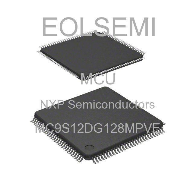 MC9S12DG128MPVE - NXP Semiconductors
