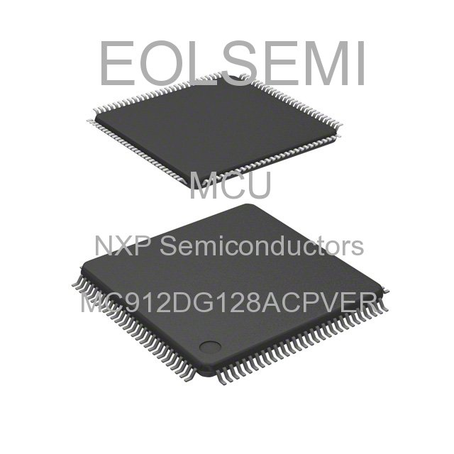 MC912DG128ACPVER - NXP Semiconductors