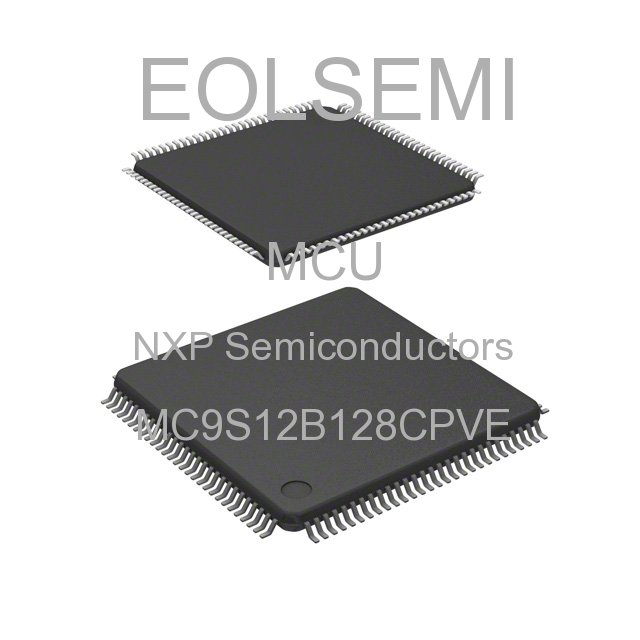 MC9S12B128CPVE - NXP Semiconductors