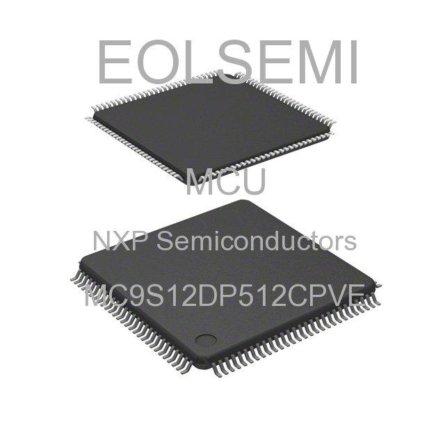MC9S12DP512CPVE - NXP Semiconductors