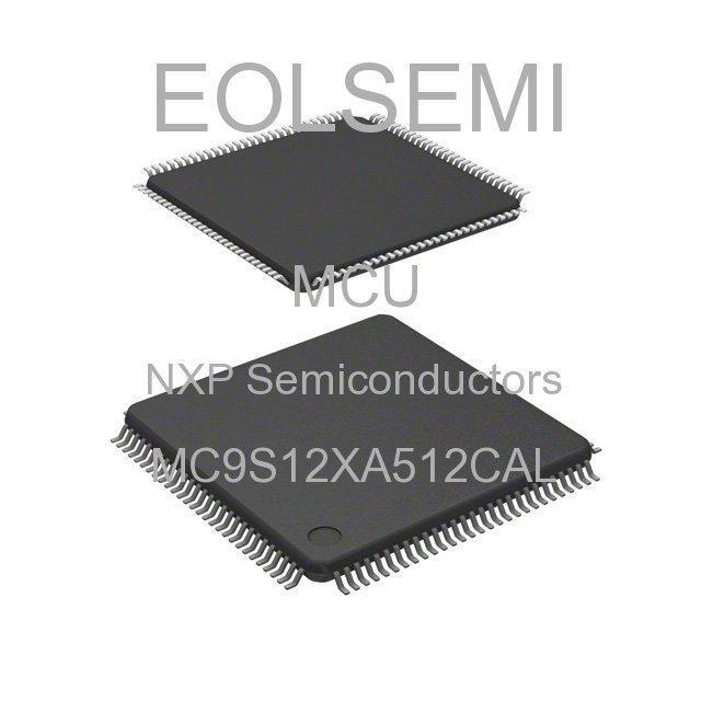 MC9S12XA512CAL - NXP Semiconductors
