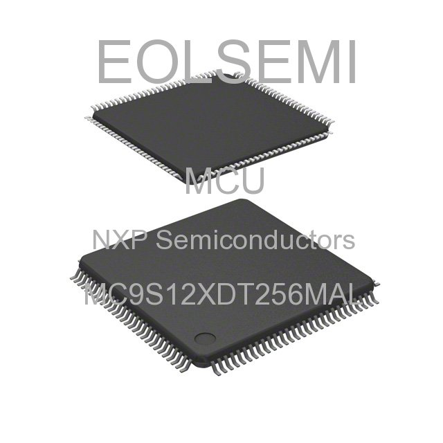 MC9S12XDT256MAL - NXP Semiconductors