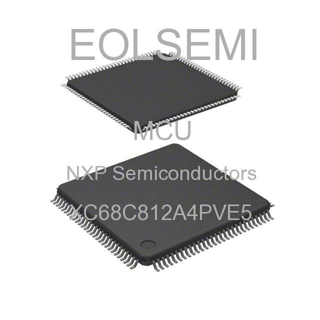 XC68C812A4PVE5 - NXP Semiconductors