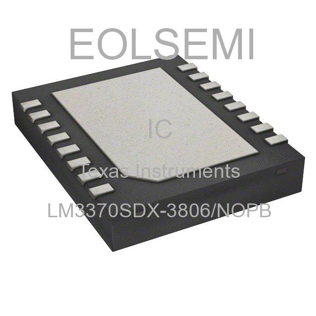 LM3370SDX-3806/NOPB - Texas Instruments