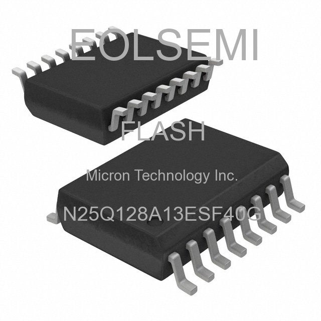 N25Q128A13ESF40G - Micron Technology Inc.
