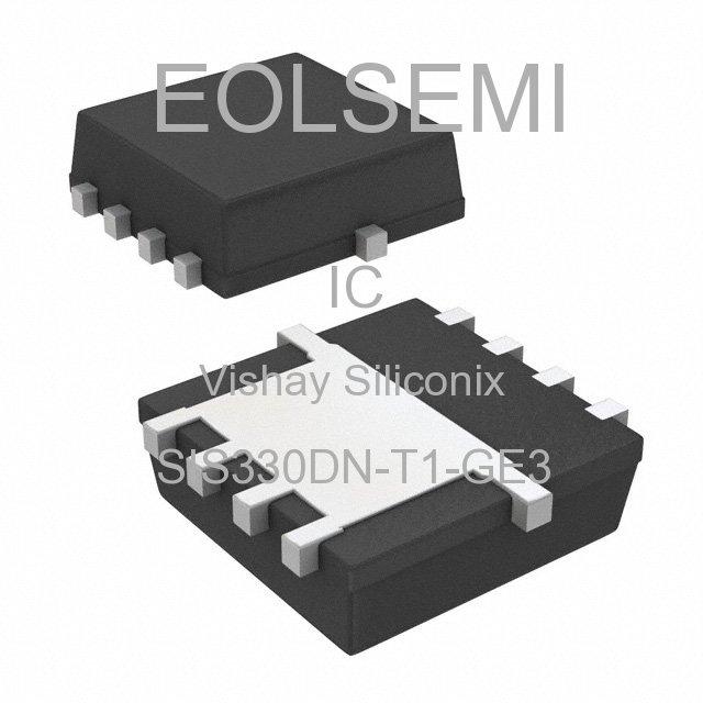 SIS330DN-T1-GE3 - Vishay Siliconix