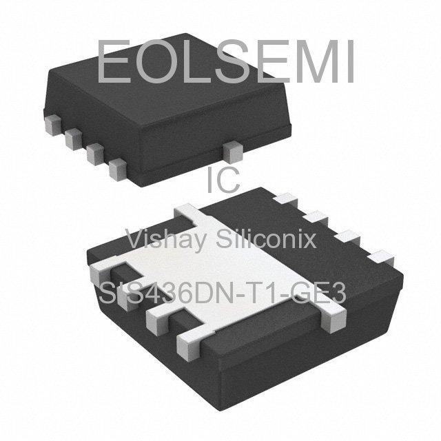 SIS436DN-T1-GE3 - Vishay Siliconix