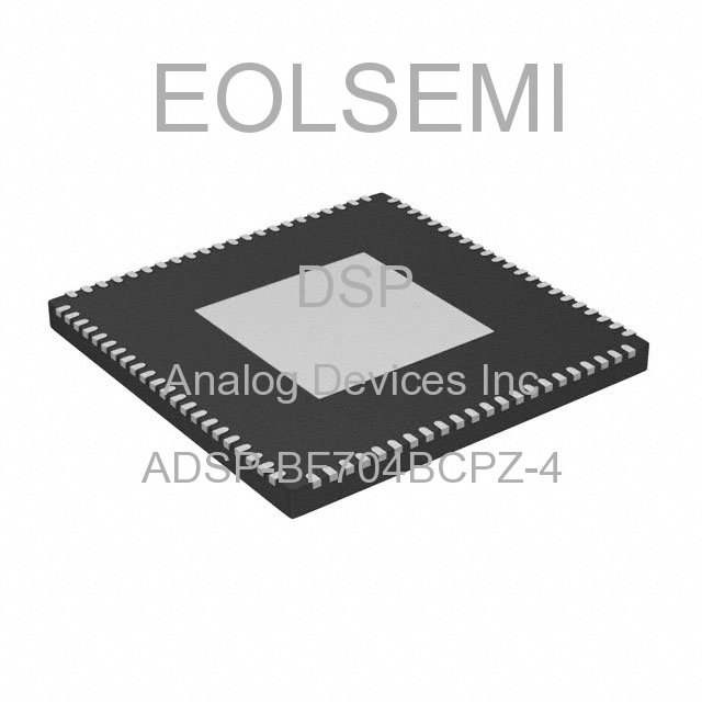ADSP-BF704BCPZ-4 - Analog Devices Inc