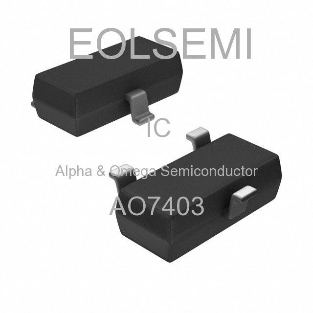 AO7403 - Alpha & Omega Semiconductor - IC