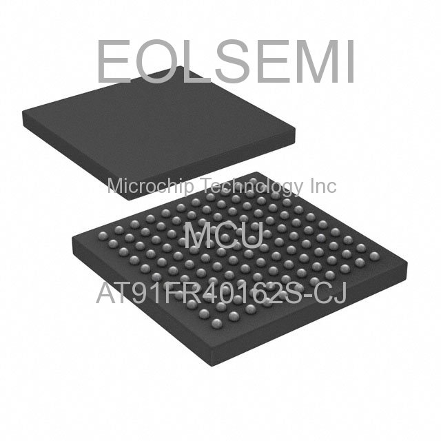 AT91FR40162S-CJ - Microchip Technology Inc - MCU