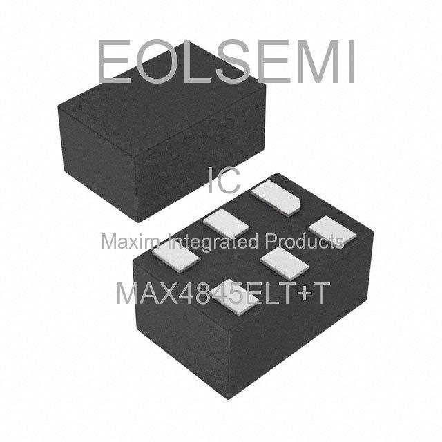MAX4845ELT+T - Maxim Integrated Products