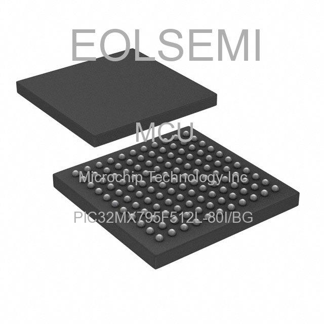 PIC32MX795F512L-80I/BG - Microchip Technology Inc