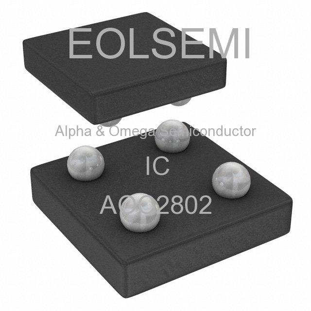 AOC2802 - Alpha & Omega Semiconductor - IC