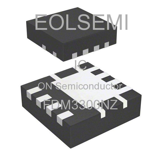 FDM3300NZ - ON Semiconductor