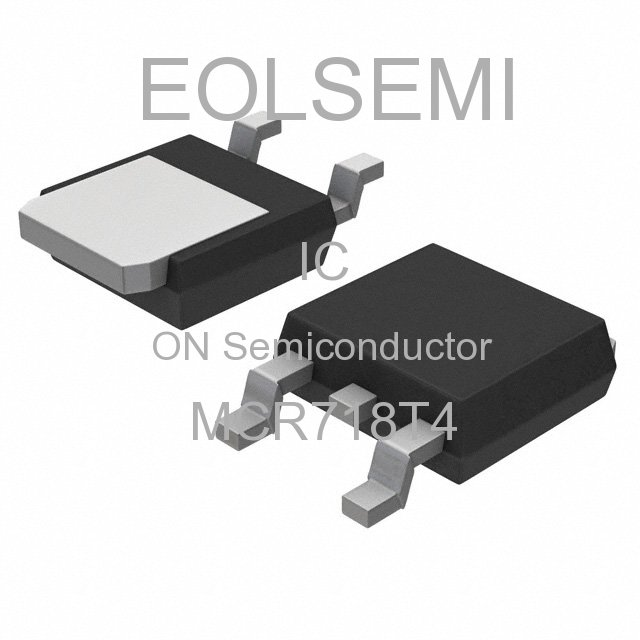 MCR718T4 - ON Semiconductor