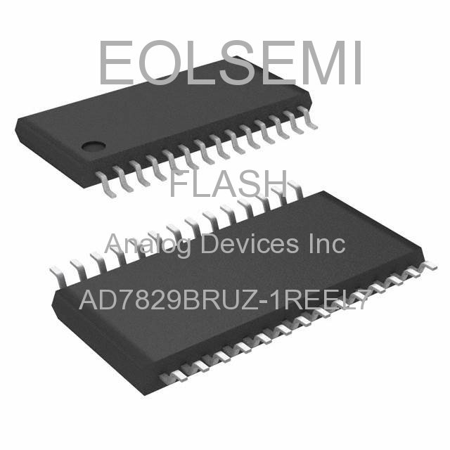 AD7829BRUZ-1REEL7 - Analog Devices Inc