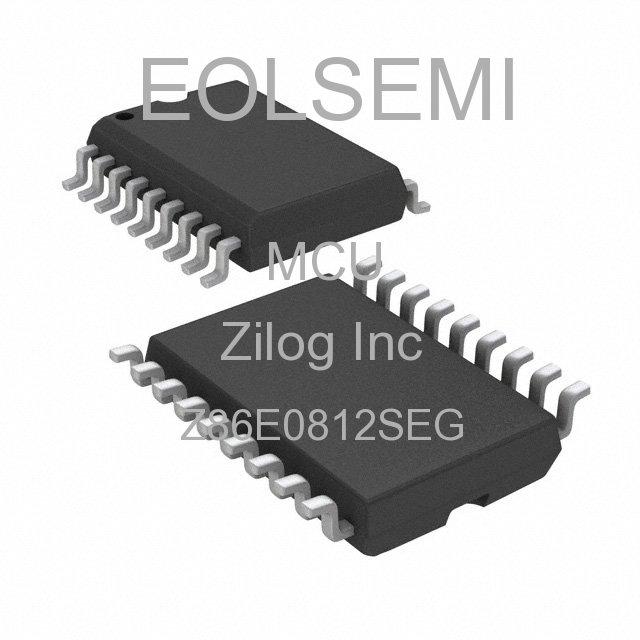 Z86E0812SEG - Zilog Inc