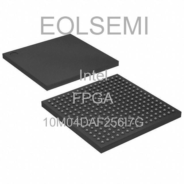 10M04DAF256I7G - Intel - FPGA