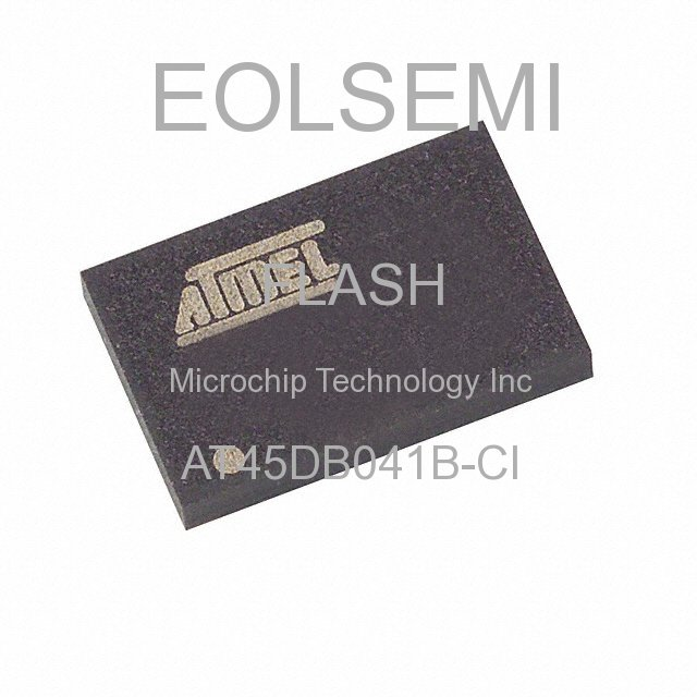 AT45DB041B-CI - Microchip Technology Inc