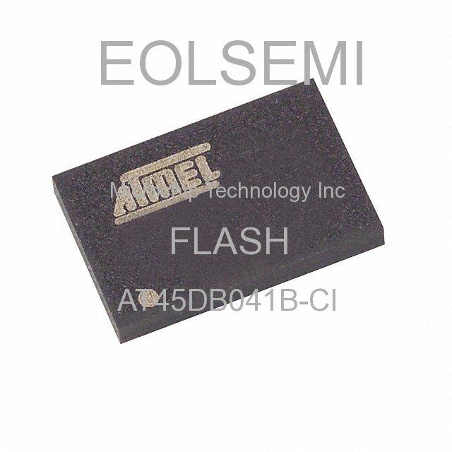 AT45DB041B-CI - Microchip Technology Inc - FLASH