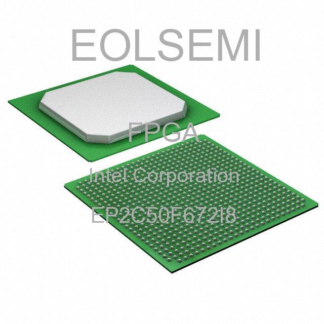 EP2C50F672I8 - Intel Corporation