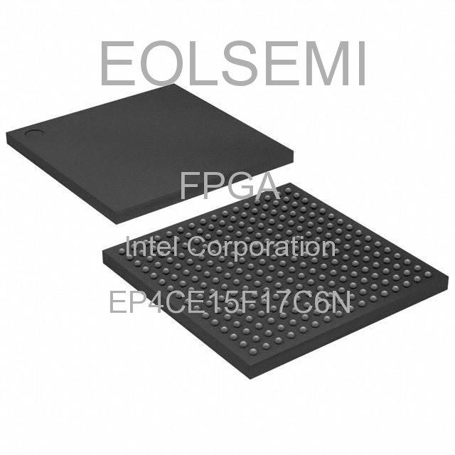 EP4CE15F17C6N - Intel Corporation