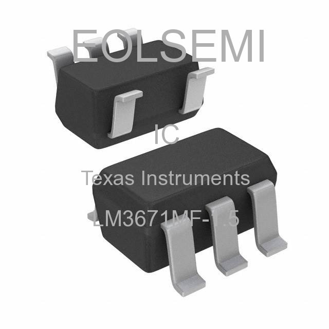 LM3671MF-1.5 - Texas Instruments