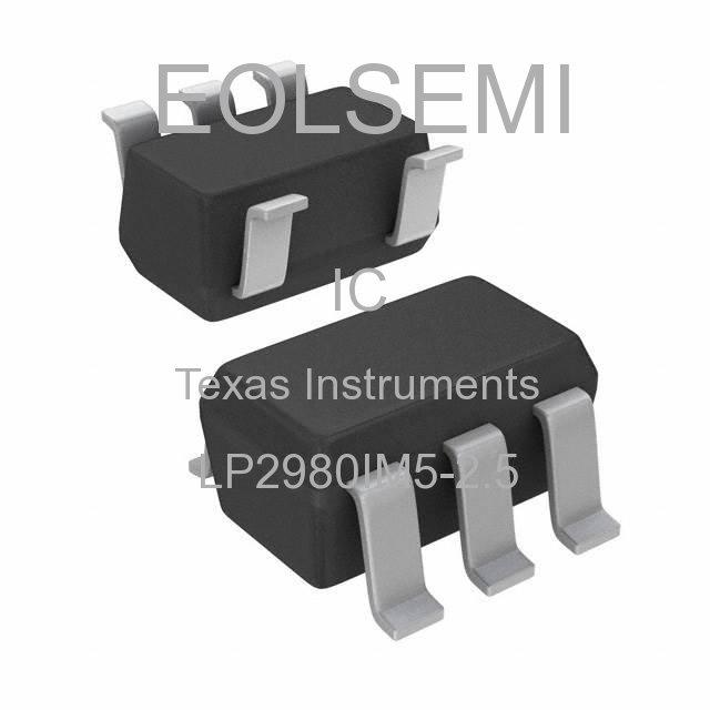LP2980IM5-2.5 - Texas Instruments
