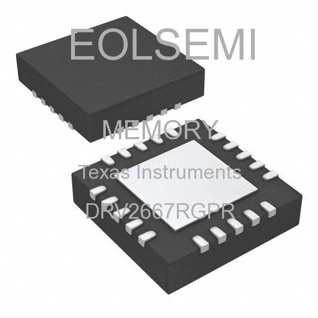 DRV2667RGPR - Texas Instruments