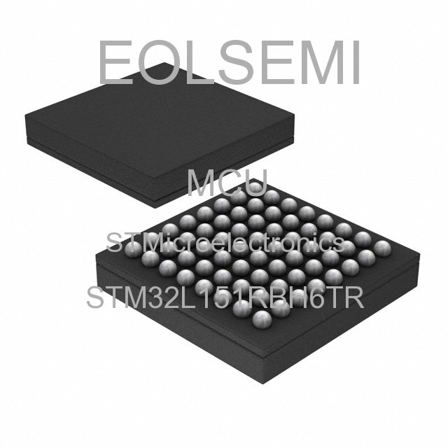 STM32L151RBH6TR - STMicroelectronics