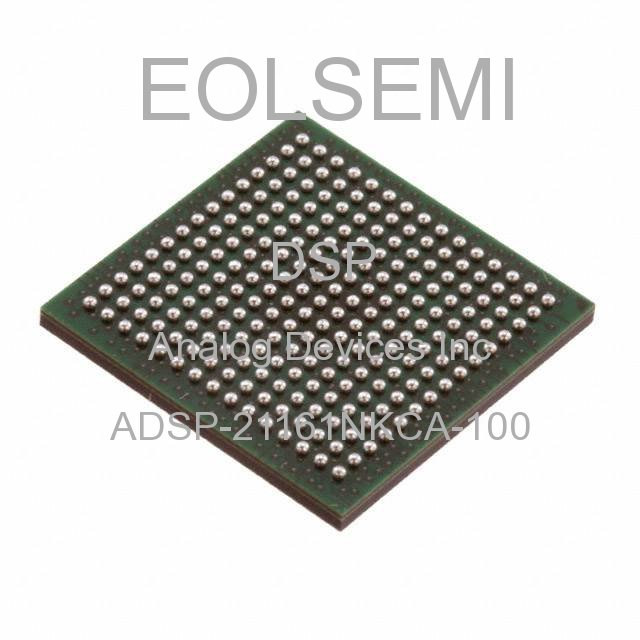 ADSP-21161NKCA-100 - Analog Devices Inc -
