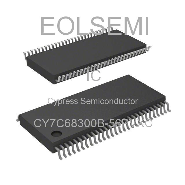 CY7C68300B-56PVXC - Cypress Semiconductor