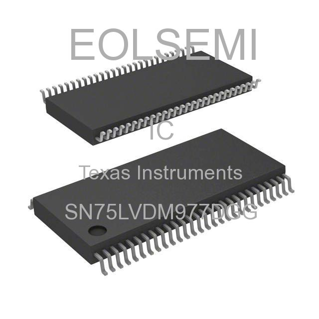 SN75LVDM977DGG - Texas Instruments