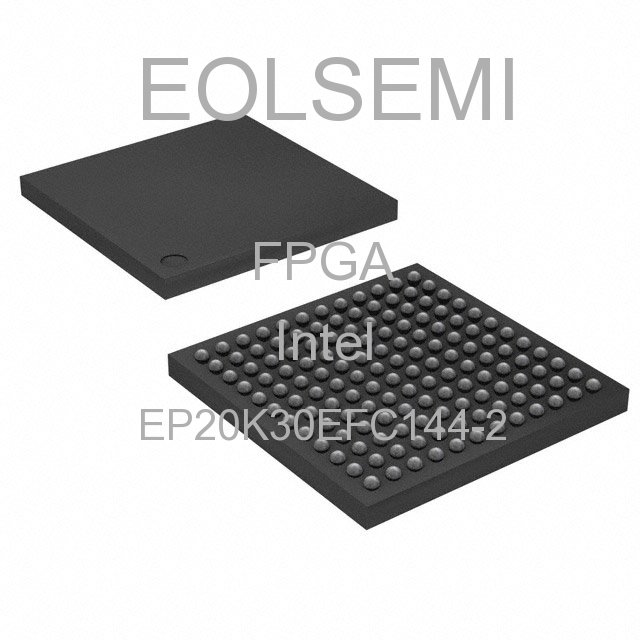 EP20K30EFC144-2 - Intel