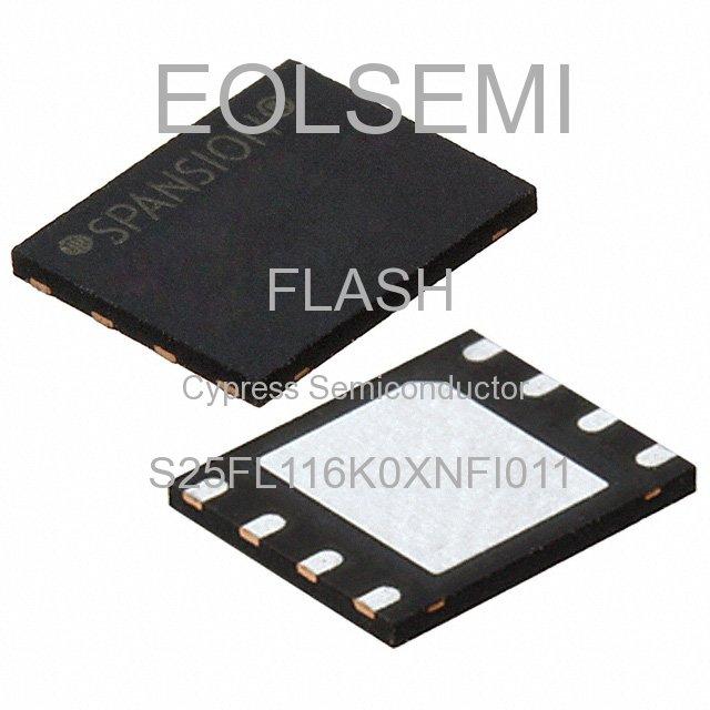 S25FL116K0XNFI011 - Cypress Semiconductor