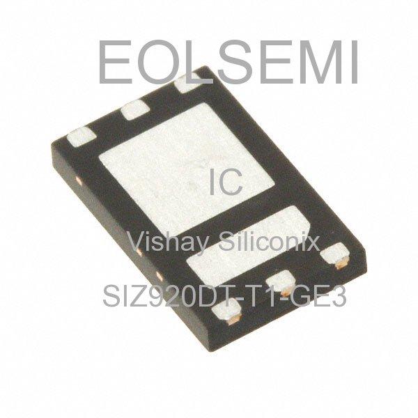 SIZ920DT-T1-GE3 - Vishay Siliconix