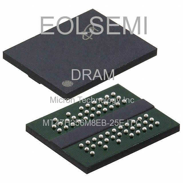 MT47H256M8EB-25E IT:C - Micron Technology Inc