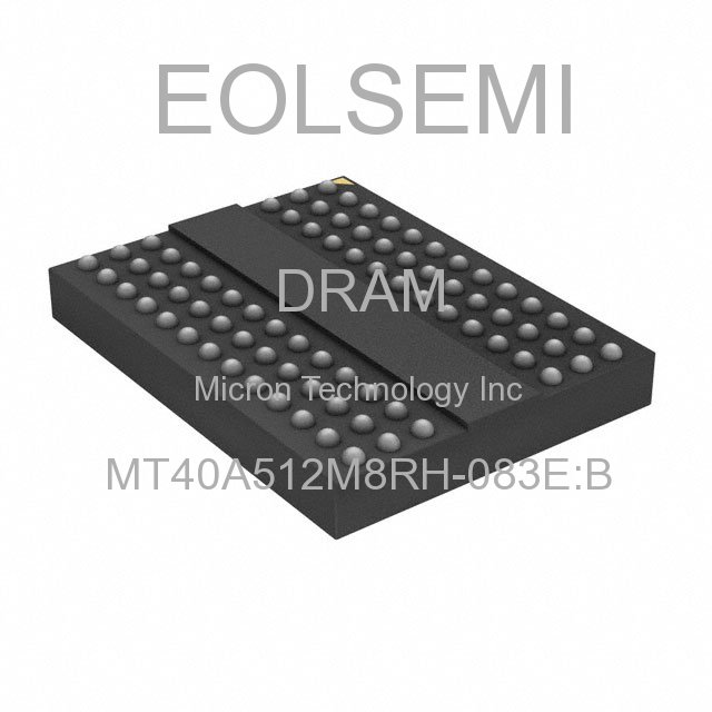 MT40A512M8RH-083E:B - Micron Technology Inc