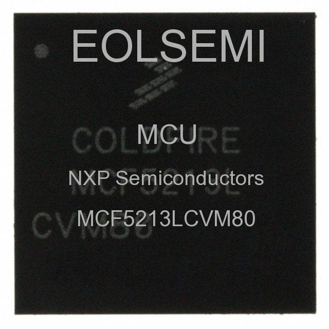 MCF5213LCVM80 - NXP Semiconductors