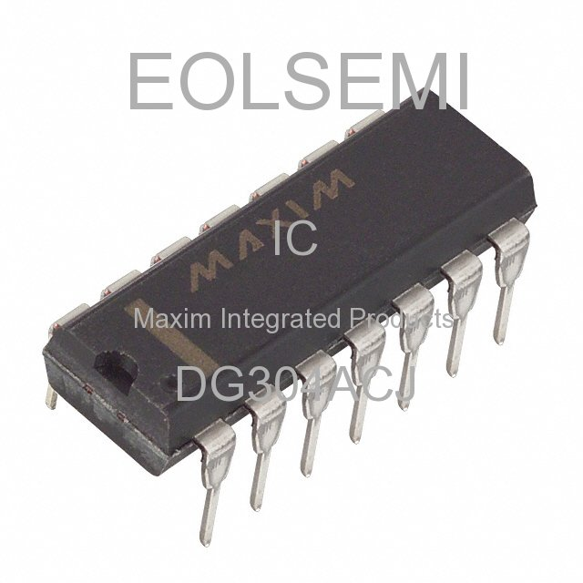 DG304ACJ - Maxim Integrated Products
