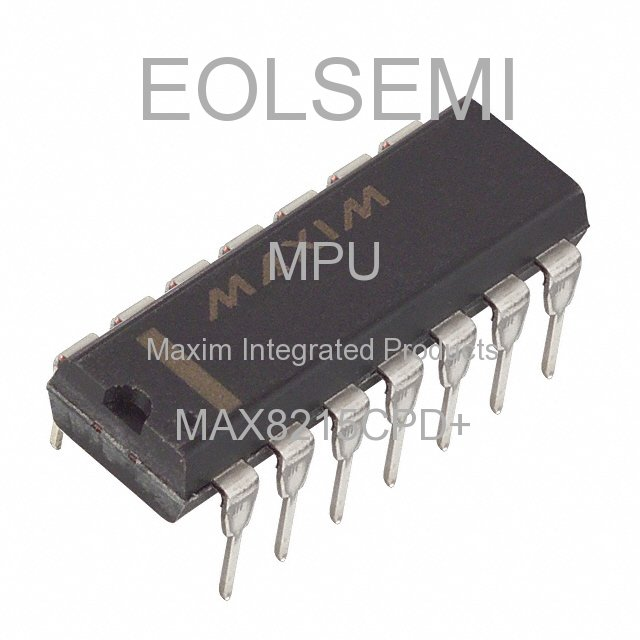 MAX8215CPD+ - Maxim Integrated Products