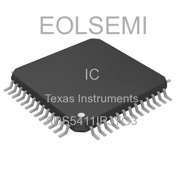 ADS5411IPJYG3 - Texas Instruments - IC