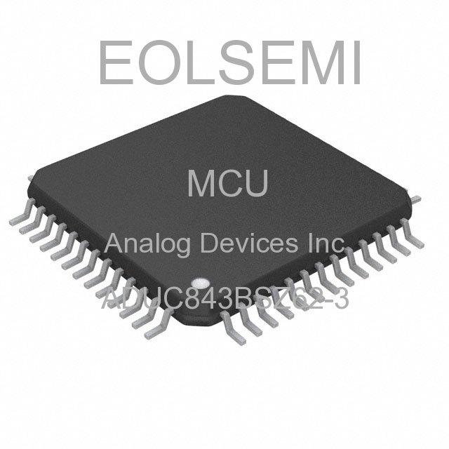 ADUC843BSZ62-3 - Analog Devices Inc