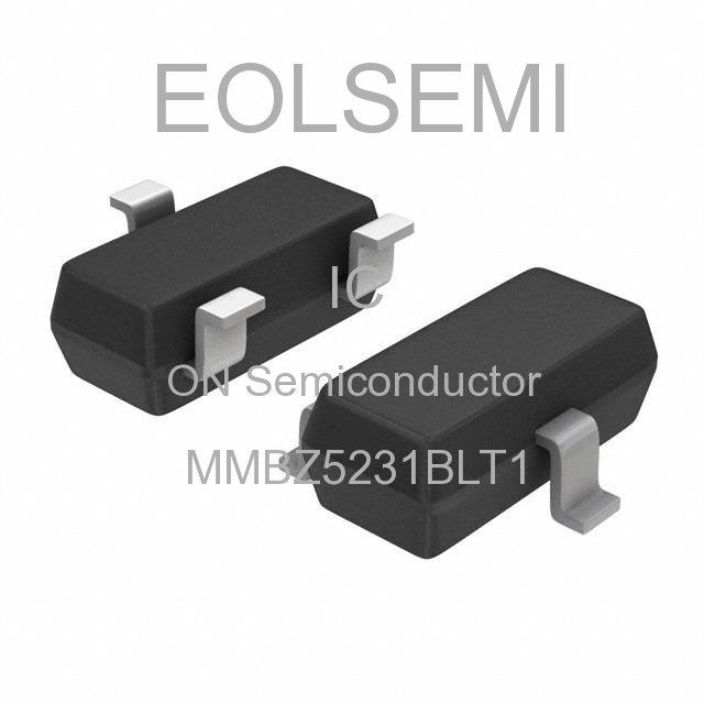 MMBZ5231BLT1 - ON Semiconductor