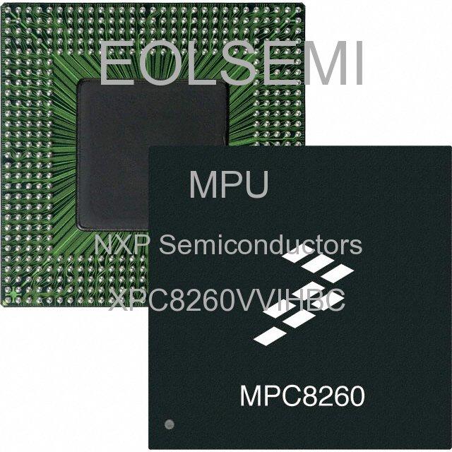 XPC8260VVIHBC - NXP Semiconductors
