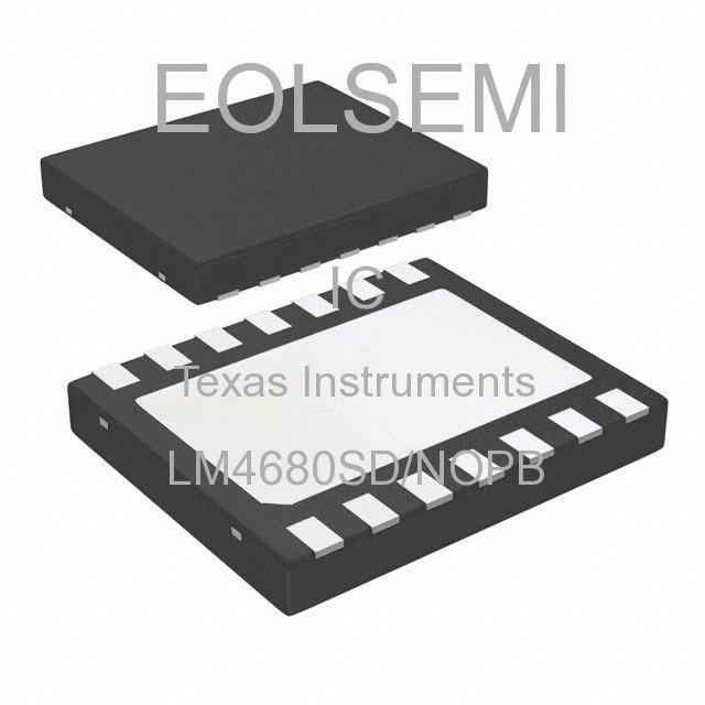 LM4680SD/NOPB - Texas Instruments