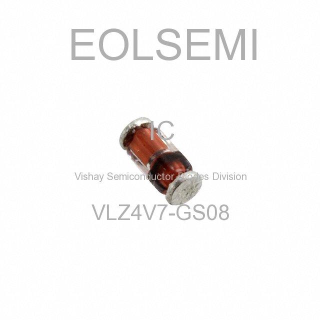 VLZ4V7-GS08 - Vishay Semiconductor Diodes Division