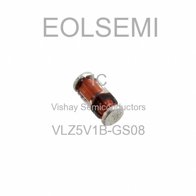VLZ5V1B-GS08 - Vishay Semiconductors