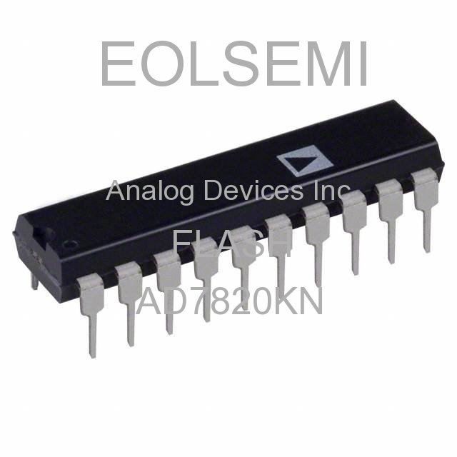 AD7820KN - Analog Devices Inc - FLASH