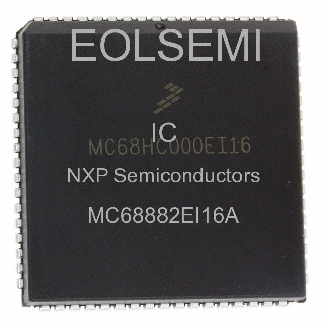 MC68882EI16A - NXP Semiconductors